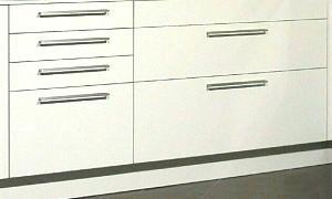 häcker metall-griffe - knöpfe- kombinations-griffe / bohrabstand ... - Häcker Küchen Preisliste