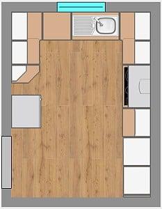 nobilia touch k che mit supermatter lacklaminat oberfl che. Black Bedroom Furniture Sets. Home Design Ideas