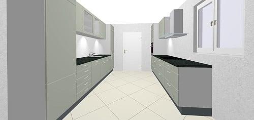 Pronorm K Chen nolte lack küche modernes design in mattlack
