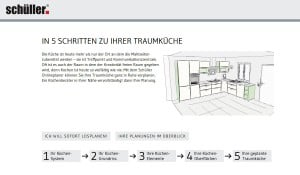 sch ller k chenplaner tipps und anleitung. Black Bedroom Furniture Sets. Home Design Ideas