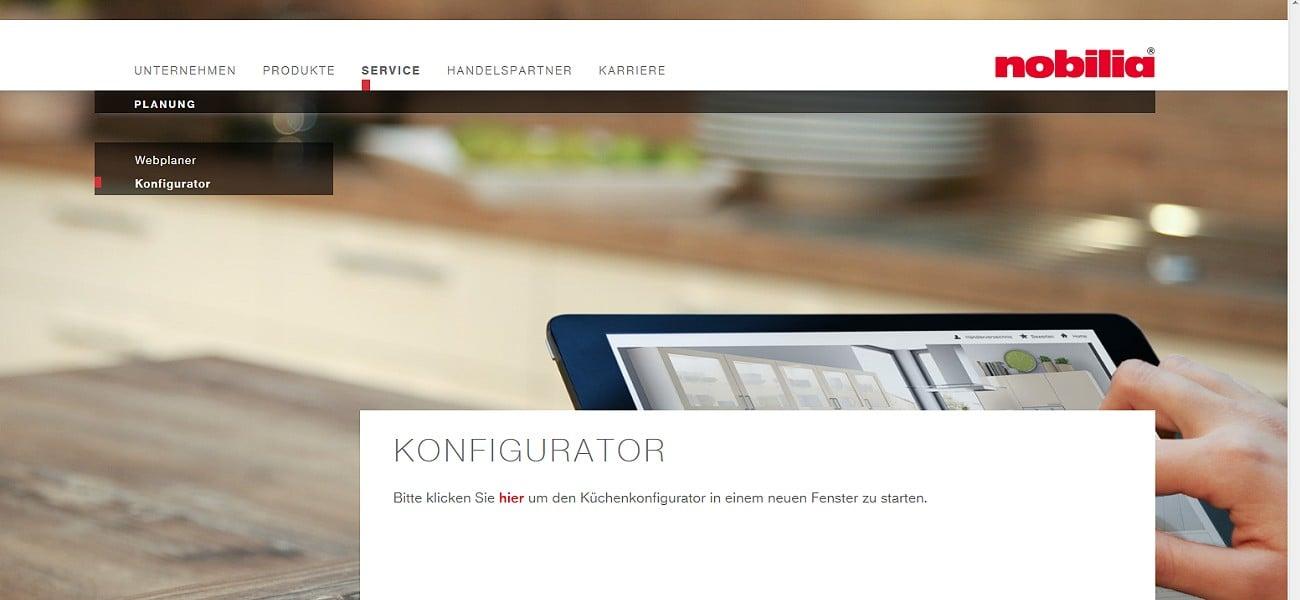 Emejing Nobilia Küchenplaner Online Ideas - House Design Ideas