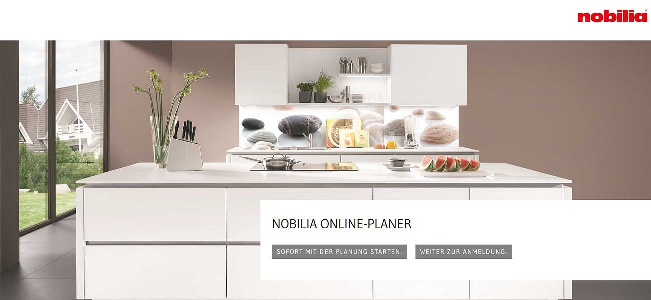 Emejing Nobilia Küchenplaner Online Ideas - House Design Ideas