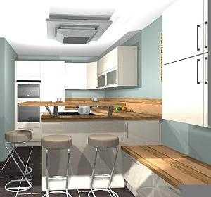 Dassbach Küchen: Vorschau im 3D-Küchenplaner