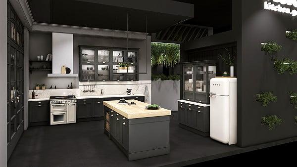 Häcker Küchen - Bristol in Graphit