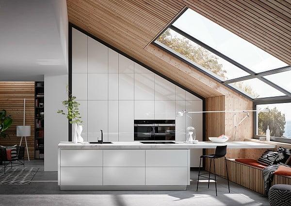 Häcker Küchen - systematART oneLine