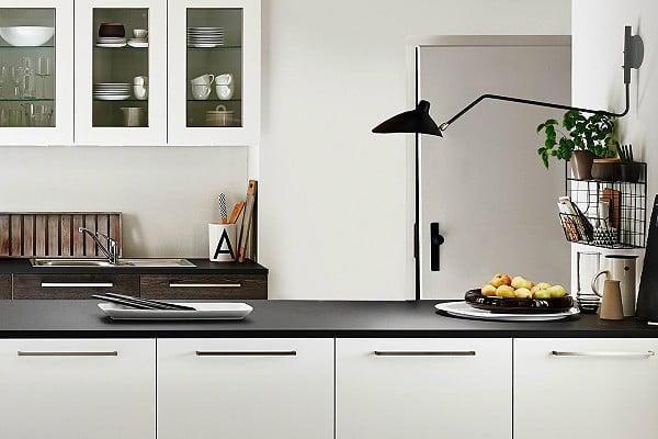 Nolte Küche Plus in 601 Weiß