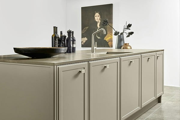 Nolte Küche Torino Lack C07 Lava softmatt