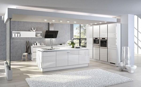 Artego Küche Starlight in Weiß